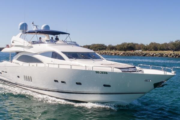 94' Sunseeker 94 Yacht 2005 | Blinder