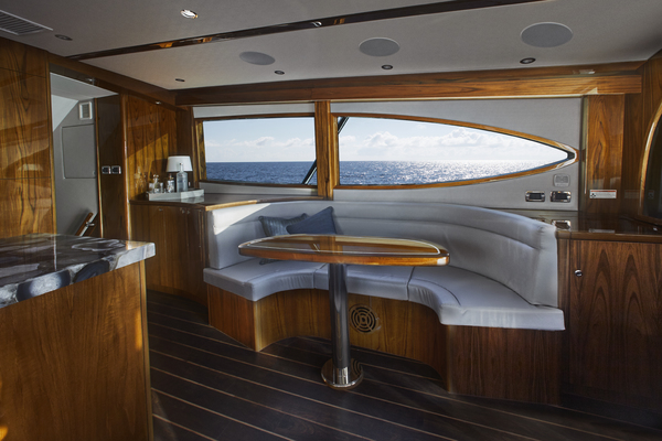 2020 Hatteras 59' GT59 GT59 | Picture 3 of 7