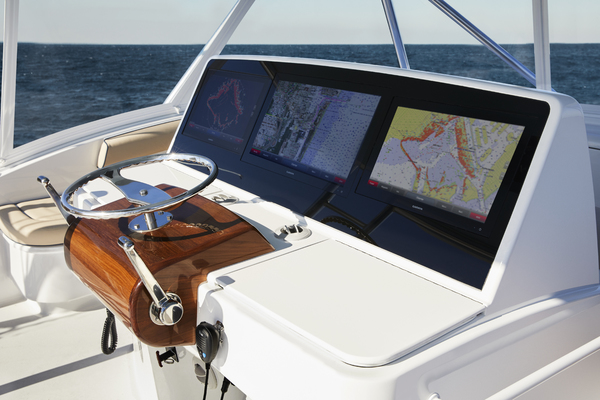 2020 Hatteras 59' GT59 GT59 | Picture 6 of 7