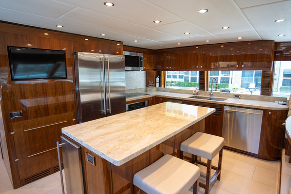 2016 Hargrave 101' 101 Raised Pilothouse Cutting Edge | Picture 4 of 96