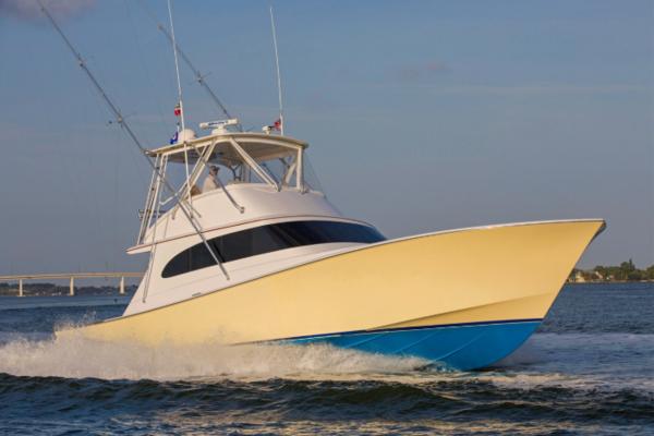 48-ft-Garlington-1987-Sport Fisherman-Grace Stuart Florida United States  yacht for sale