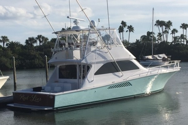 52' Viking Convertible 2003 | Reel Lies