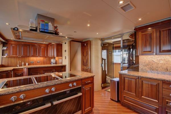 2008 Westport 130' Classic Three Sons | Picture 6 of 59