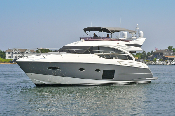 Picture Of: 54' Princess 52 Flybridge 2016 Yacht For Sale | 2 of 38