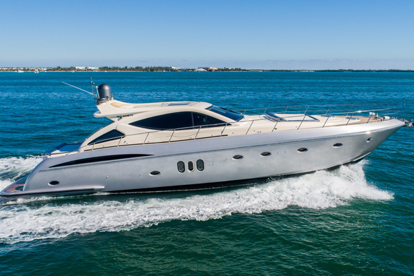 Picture Of: 68' Gianetti HT 2007 Yacht For Sale | 2 of 86