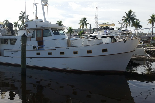 1975Roughwater 58 ft Custom North Sea 58   Swan Song