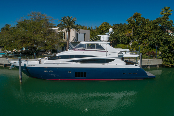 Picture Of: 85' Princess 85 2011 Yacht For Sale | 2 of 18