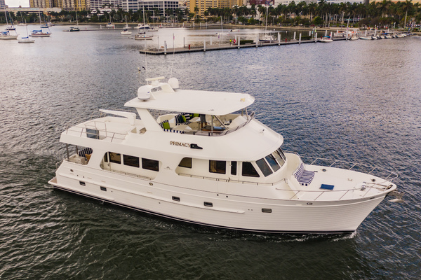 65' Outer Reef Yachts 65 My 2008 | No Name 2008 Outer Reef 65'