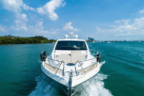 2013Cranchi 58 ft Fifty 8 HT   Infinito