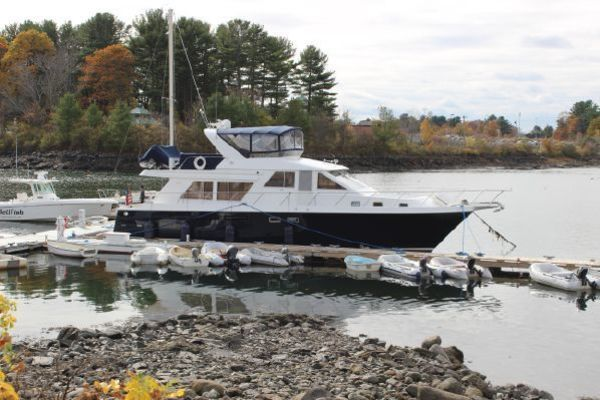 2000 Ocean Alexander 54' 548 Pilothouse  | Picture 3 of 101