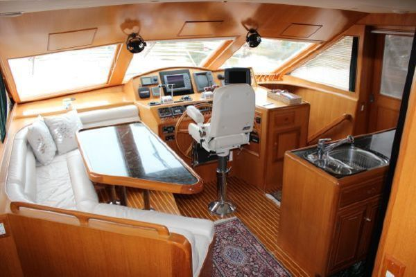 Picture Of: 55' Ocean Alexander 548 Pilothouse 2000 Yacht For Sale | 4 of 101