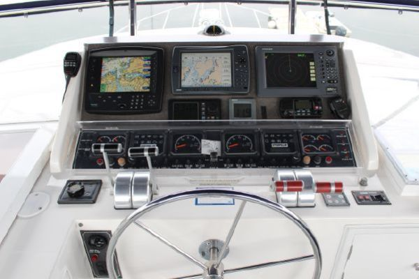 2000 Ocean Alexander 54' 548 Pilothouse  | Picture 1 of 101