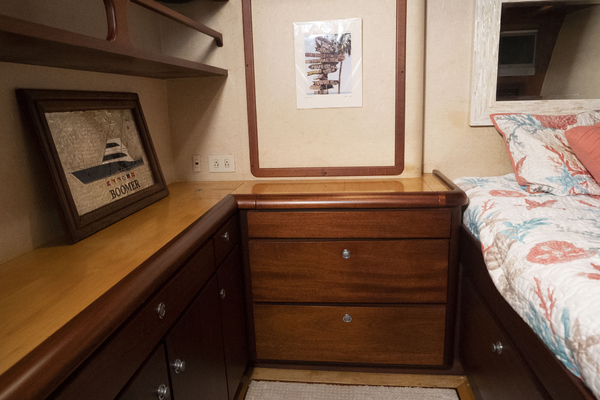 1998 Pettegrow 68' 68 Enclosed Flybridge Boomer | Picture 5 of 26