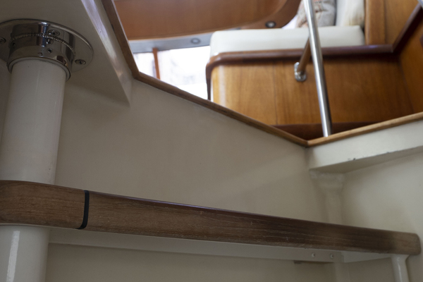 1998 Pettegrow 68' 68 Enclosed Flybridge Boomer | Picture 7 of 26