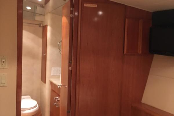 2000 Hatteras 50' 50 Flybridge Mad Hatter | Picture 1 of 54