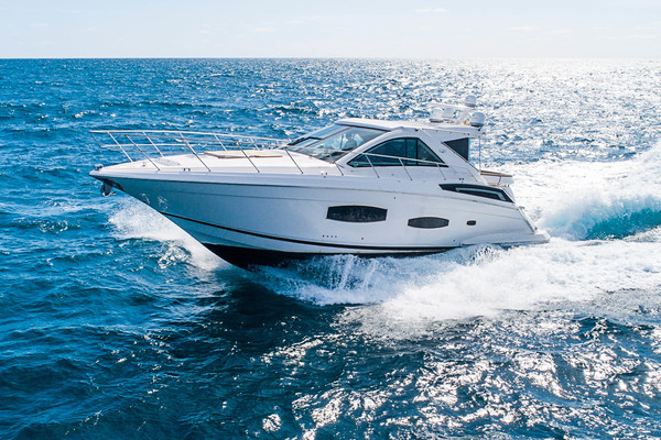 Picture Of: 53' Regal Sport Coupe 2014 Yacht For Sale | 1 of 6