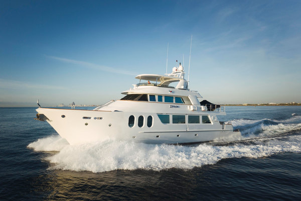 Picture Of: 98' MCP Tri-Deck 2007 Yacht For Sale | 1 of 59