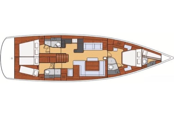 2016 Beneteau 62' Oceanis 60 Aquavit VI | Picture 3 of 19