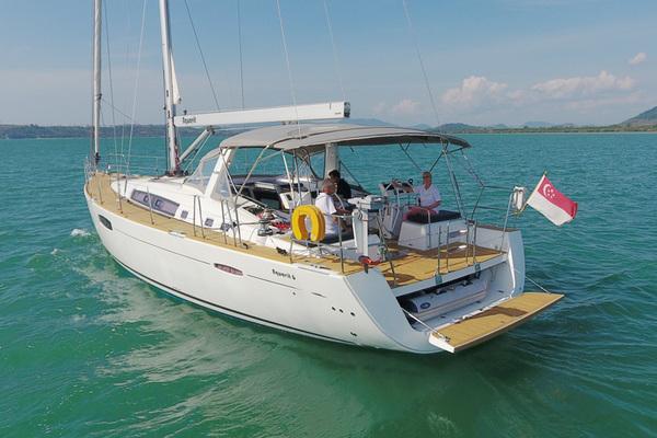 2016 Beneteau 62' Oceanis 60 Aquavit VI | Picture 5 of 19