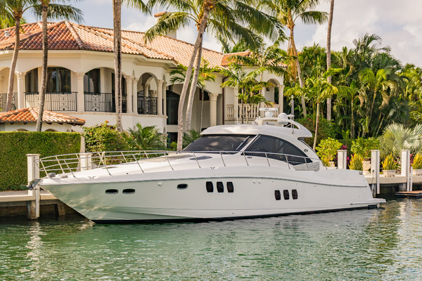 60' Sea Ray 60 Sundancer 2007 | Silver Lining