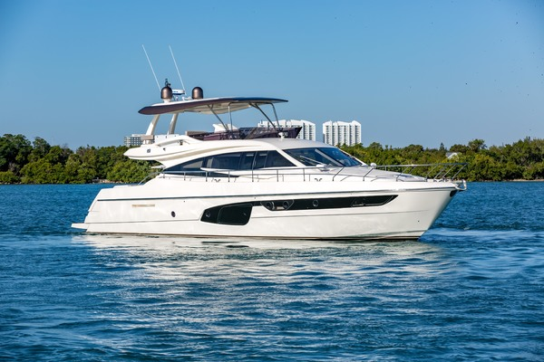 65-ft-Ferretti Yachts-2016-650-Inspiration Miami Florida United States  yacht for sale