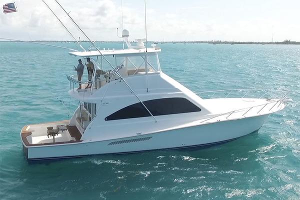 54' Ocean Yachts Convertible 2009 | Hog Wild