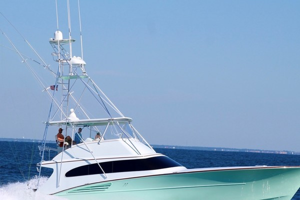 Picture Of: 61' Garlington 61 Convertible 2001 Yacht For Sale | 3 of 63