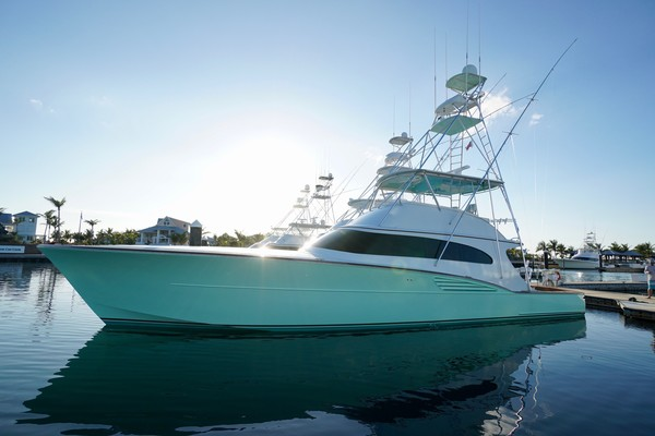 Picture Of: 61' Garlington 61 Convertible 2001 Yacht For Sale | 1 of 64