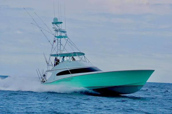 Picture Of: 61' Garlington 61 Convertible 2001 Yacht For Sale | 2 of 64