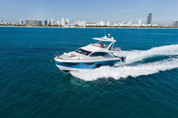 Picture Of: 60' Azimut 60 Fly 2019 Yacht For Sale | 4 of 107