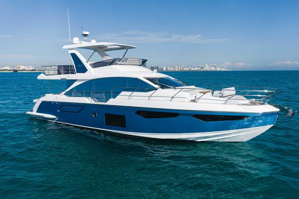 60' Azimut 60 Fly 2019 | Still Dreaming