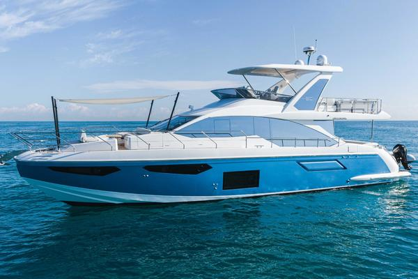 2019 Azimut 60' 60 Fly Still Dreaming | Picture 7 of 107