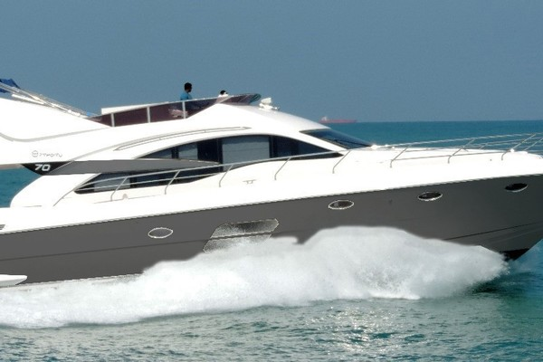 Picture Of: 69' Riviera Hull #1 2019 Yacht For Sale   1 of 22