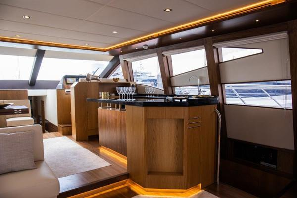 2019 Riviera 70' Hull #1 INTEGRITY | Picture 5 of 22