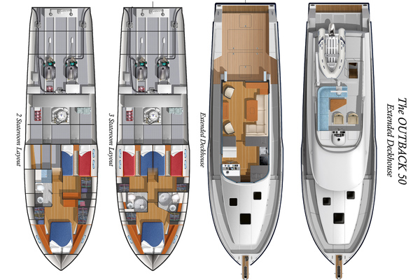 2020 Outback Yachts 56'   | Picture 4 of 29