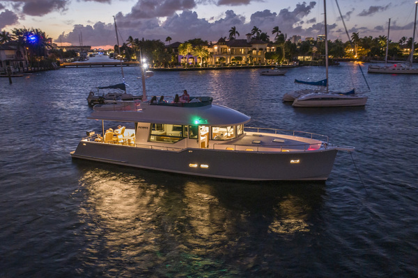 Picture Of: 56' Outback Yachts Dealer Demo 2020 Yacht For Sale | 4 of 29