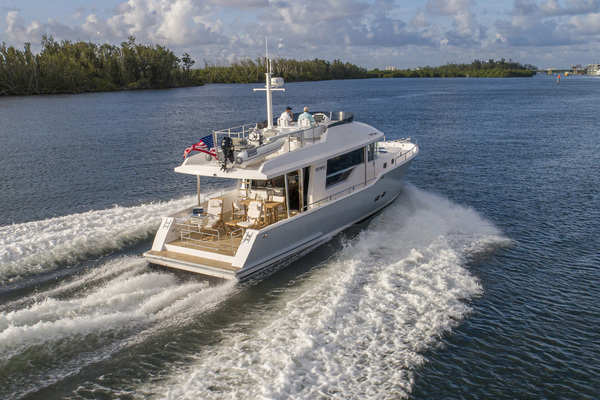 2020 Outback Yachts 56'   | Picture 2 of 29