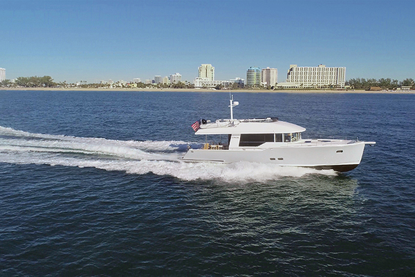 56' Outback Yachts Dealer Demo 2020 |