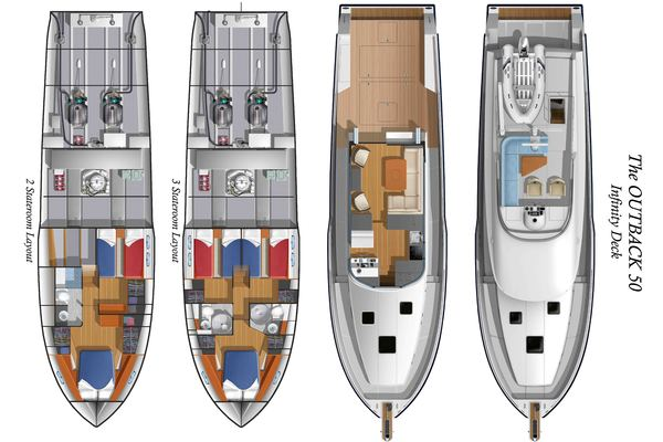 2020 Outback Yachts 56'   | Picture 5 of 29