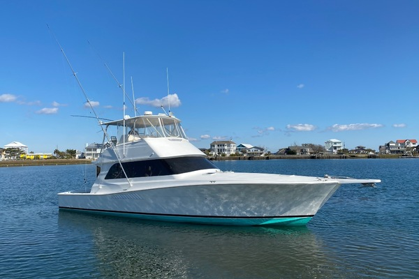 Picture Of: 50' Viking 50 Convertible 1997 Yacht For Sale | 3 of 55