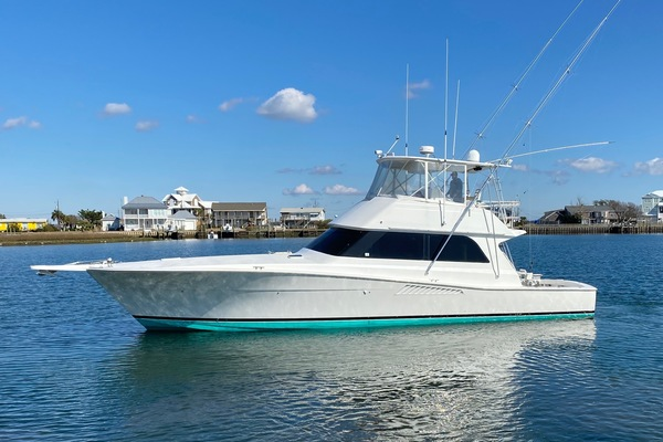 50' Viking 50 Convertible 1997 | Trophy