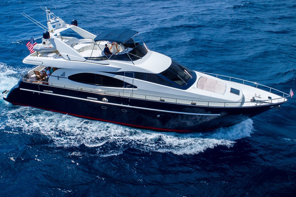 Picture Of: 73' Azimut 70 Sea Jet 2000 Yacht For Sale   1 of 48