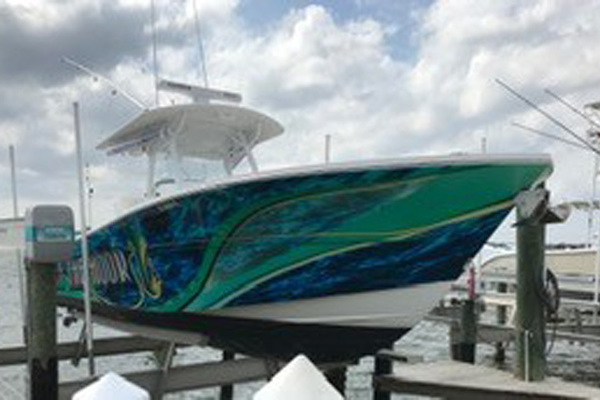 34-ft-Regulator-2013-34CC-No Name Daytona Beach Florida United States  yacht for sale