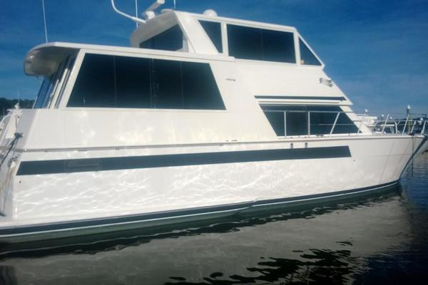 54' Viking 54 Sport Yacht 1995 | Inspiration