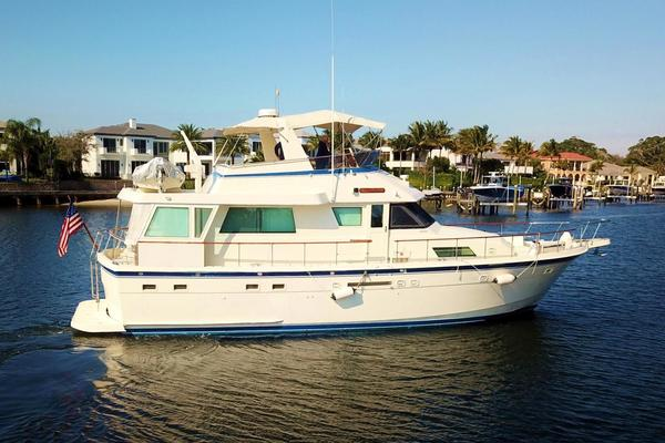 54' Hatteras Motor Yacht 1986 | Great Expectations