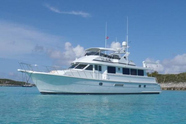 74' Hatteras Motoryacht 1998 | Bonita