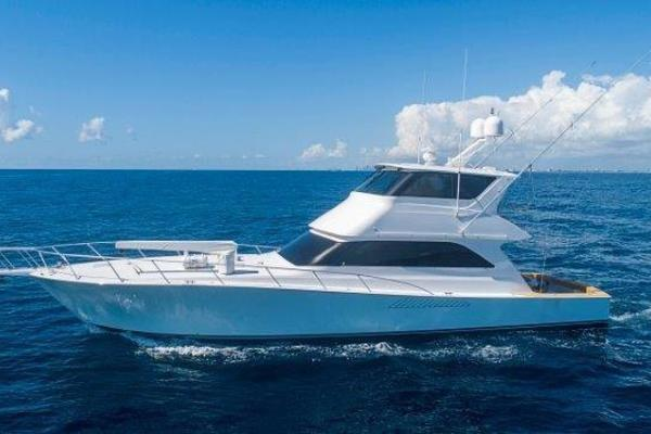 61' Viking Enclosed Bridge 2004 | Odin