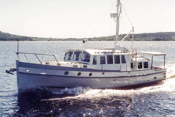 47' Covey Island Boat Works Trawler 2001 | Dawn Piper