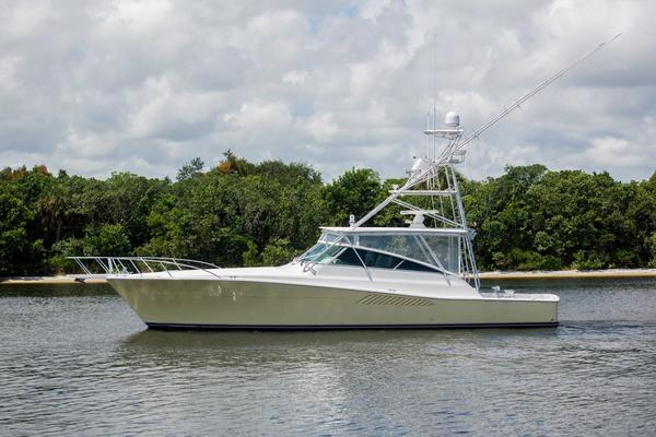50' Viking Express 2001 | Tiger Six