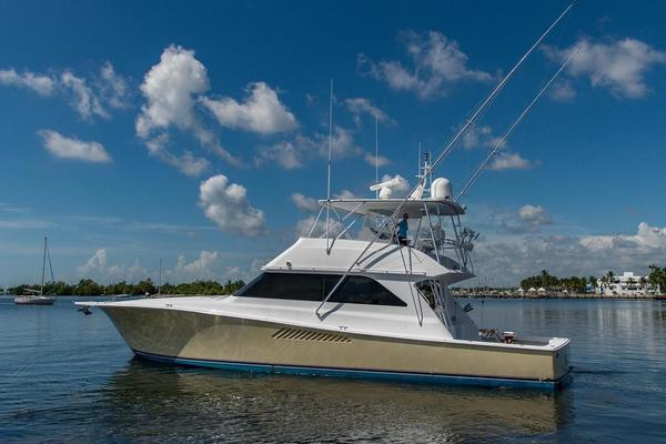 55' Viking Convertible 2000 | O.c.d. Reserved